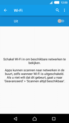 Sony E2303 Xperia M4 Aqua - Wifi - handmatig instellen - Stap 5