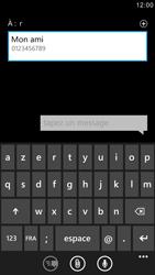 Samsung I8750 Ativ S - MMS - envoi d'images - Étape 5