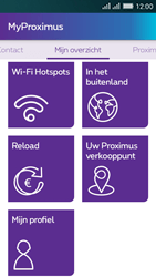 Huawei Y635 Dual SIM - Applicaties - MyProximus - Stap 18
