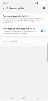 Samsung galaxy-s10-plus-dual-sim-sm-g975f - Software updaten - Update installeren - Stap 5