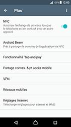 Sony Xperia X Performance (F8131) - Réseau - Changer mode réseau - Étape 5