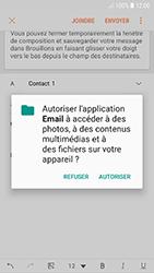 Samsung Galaxy A3 (2017) - Android Oreo - E-mail - envoyer un e-mail - Étape 11