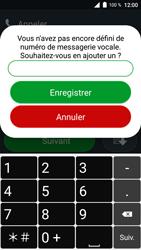 Doro 8035 - Messagerie vocale - Configuration manuelle - Étape 6