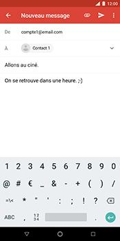 Nokia 7 Plus - E-mail - Envoi d