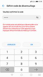 Honor 6A - Sécuriser votre mobile - Activer le code de verrouillage - Étape 10