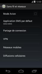 Acer Liquid E600 - Internet - Configuration manuelle - Étape 5