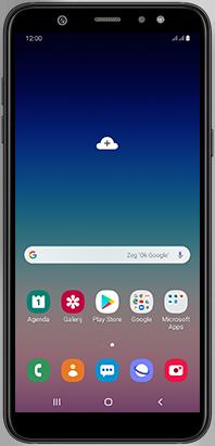 Samsung galaxy-a6-plus-sm-a605fn-ds-android-pie - Internet - Handmatig instellen - Stap 31