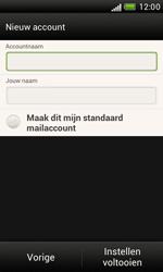 HTC T328e Desire X - E-mail - e-mail instellen: POP3 - Stap 16
