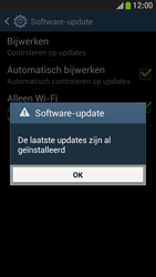Samsung I9195 Galaxy S IV Mini LTE - Software update - update installeren zonder PC - Stap 9