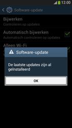 Samsung I9195 Galaxy S IV Mini LTE - Netwerk - Software updates installeren - Stap 10