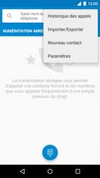 Motorola Moto G 3rd Gen. (2015) - Messagerie vocale - configuration manuelle - Étape 6