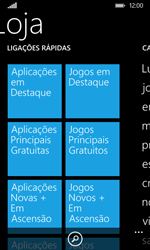Nokia Lumia 530 - Aplicações - Como pesquisar e instalar aplicações -  6