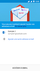 Nokia 3 - Android Oreo - E-mail - Configuration manuelle (outlook) - Étape 12