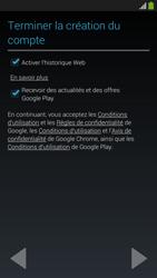 Samsung Galaxy S4 Mini - Premiers pas - Créer un compte - Étape 24