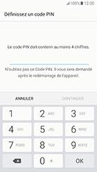 Samsung Galaxy A5 (2017) (A520) - Sécuriser votre mobile - Activer le code de verrouillage - Étape 7