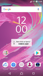 Sony Xperia XA (F3111) - Internet no telemóvel - Ativar 4G -  1
