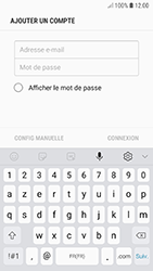 Samsung Galaxy A3 (2017) - Android Oreo - E-mail - Configurer l