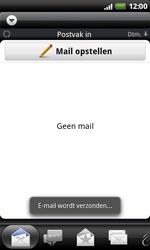 HTC S510e Desire S - E-mail - E-mails verzenden - Stap 12