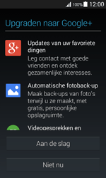 Samsung G357 Galaxy Ace 4 - Applicaties - Account instellen - Stap 21