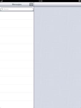 Apple iPad 2 - Mensajería - Escribir y enviar un mensaje multimedia - Paso 3