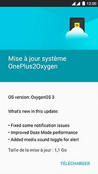 OnePlus 2 - Réseau - Installation de mises à jour - Étape 7