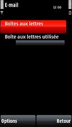 Nokia 5800 Xpress Music - E-mail - Configuration manuelle - Étape 6