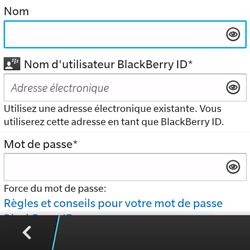 BlackBerry Q5 - Applications - Télécharger des applications - Étape 9