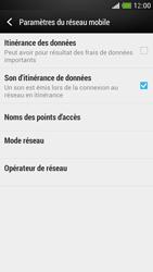 HTC One Mini - Réseau - utilisation à l'étranger - Étape 8
