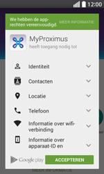 LG L70 - Applicaties - MyProximus - Stap 9