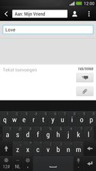HTC One - MMS - Afbeeldingen verzenden - Stap 9