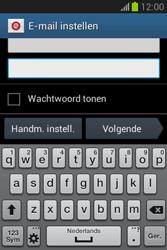 Samsung Galaxy Fame Lite (S6790) - E-mail - Account instellen (IMAP met SMTP-verificatie) - Stap 6