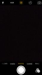 Apple iPhone SE - Photos, vidéos, musique - Prendre une photo - Étape 4