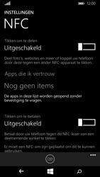 Microsoft Lumia 640 (Type RM-1072) - NFC - NFC activeren - Stap 5