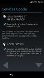 Sony Xpéria E3 - Premiers pas - Créer un compte - Étape 19