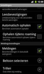 Google Nexus S - MMS - probleem met ontvangen - Stap 5