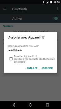 Motorola Moto Z Play - Bluetooth - Jumeler avec un appareil - Étape 7