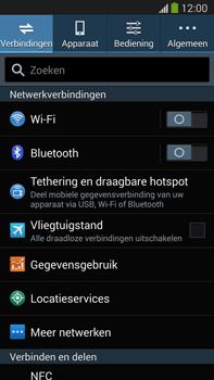 Samsung N9005 Galaxy Note III LTE - Internet - buitenland - Stap 4