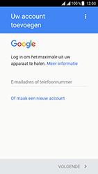 ZTE Blade V8 - E-mail - Handmatig instellen (gmail) - Stap 8