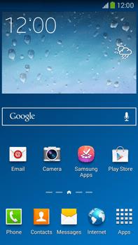 Samsung Galaxy S5 G900F - Applications - MyProximus - Step 1