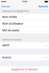 Apple iPhone 4 - E-mails - Ajouter ou modifier un compte e-mail - Étape 15