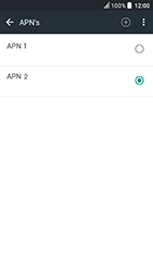 HTC U Play - Internet - Handmatig instellen - Stap 17