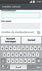 LG Optimus L70 (LG-D320n) - E-mail - Handmatig instellen - Stap 19