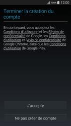 Samsung A500FU Galaxy A5 - Applications - Créer un compte - Étape 14