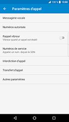 BlackBerry DTEK 50 - Messagerie vocale - Configuration manuelle - Étape 7