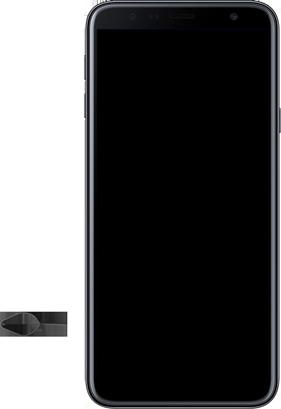 Samsung J4+ - Primeiros passos - Como inserir o chip da Nextel no seu celular - Etapa 6