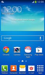 Samsung G3500 Galaxy Core Plus - MMS - automatisch instellen - Stap 3