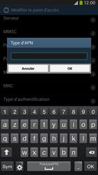 Samsung I9205 Galaxy Mega 6-3 LTE - MMS - Configuration manuelle - Étape 14