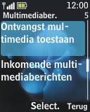 Nokia 2690 - MMS - probleem met ontvangen - Stap 8