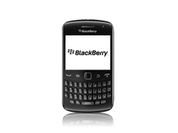 BlackBerry 9360 Curve - Internet - Manual configuration - Step 1
