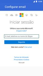 BQ Aquaris U - Email - Adicionar conta de email -  8